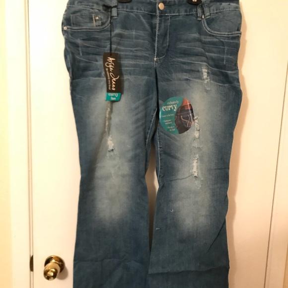 a634f1c7a36 Ariya Denim Jeans